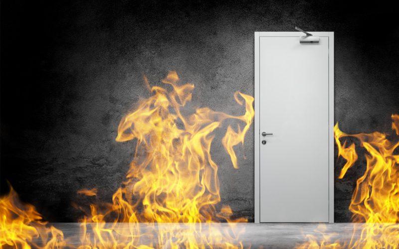 Protipožární dveře HANÁK