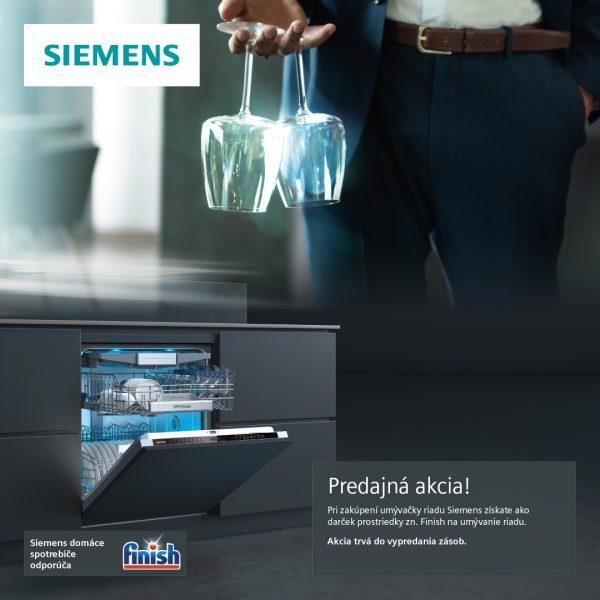 Umývajte riad so Siemens